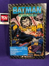 Data East Batman Caped Crusader PC IBM SEALED game w/ box & manual floppy disk