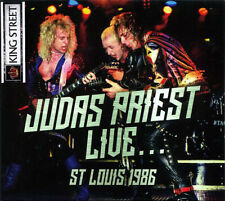 Judas Priest - Live... St. Louis 1986 (2018) 2CD Limited Numbered NEW SPEEDYPOST