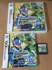 MEGA MAN STARFORCE DRAGON NINTENDO DS 2DS 3DS GAME! WITH MANUAL, PAL UK GENUINE