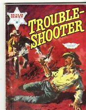WESTERN COMIC - TROUBLE SHOOTER