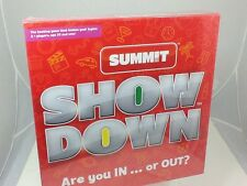 Summit Show Down Board Game NEW & Sealed