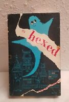 """Vintage Tryne Games """"It's Hexed"""" Game Jinx Jigsaw Puzzle  from the 1960's...RARE"""