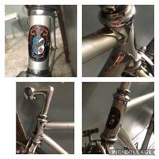 Cinelli SC Supercorsa Bicicletta Corsa 50x50 Ultra Rare Ruote 650 Anni60/70