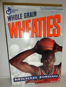 Wheaties Michael Jordan collector's Edition Series 91