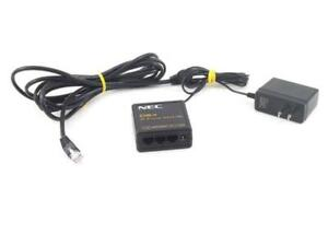 NEC DSX 80 160 1091045 IP7NA-IPA A1 Power Adapter Use W/34 Button VOIP Telephone