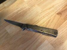 couteau mercator DRGM (authentic ww1/ww2 knife).