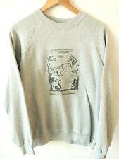 Vintage 1995 England Zoological Society Sweatshirt Size L
