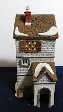 """Dept 56 Heritage Village Collection,Dickens'V illage Series """" Poulterer"""" #5926-9"""