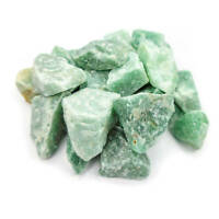 Bulk Wholesale Lot 1 LB - Green Aventurine - One Pound Rough Raw Stones
