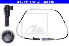 Sensor, Raddrehzahl für Bremsanlage Hinterachse ATE 24.0711-5191.3