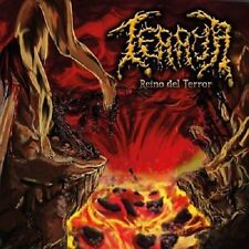 "Terror ""Reino del Terror"" CD [OLD SCHOOL DEATH METAL FROM COLOMBIA]"