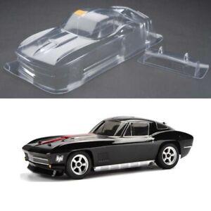 HPI Racing 17526 1967 Chevrolet Corvette Stingray Body 200mm Sprint 2 /Nitro RS4