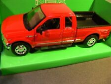 1/24 Welly Ford F-350 Pick Up rot 22081