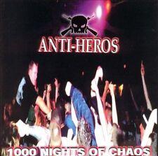 Anti-Heroes, Anti-Heros - 1000 Nights of Chaos [New CD] Explicit