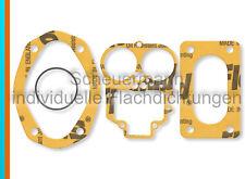 Dichtsatz für Kundendienst passend für Weber 32/36 DFAV progressive kit Vergaser