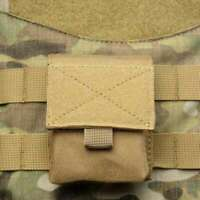 EDC Camping Hiking Bag 1000D Cigarette Case Utility Outdoor Tactical Molle Bag.