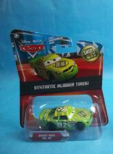 Disney Pixar Cars Synthetic Rubber Tires SHINY WAX #82 2010 (B)