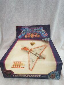 Bandai Terrahawks 0988702 Terrahawk Action Model 1983