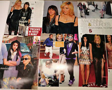 MADONNA 30 CLIPPINGS IN SPANISH - ARGENTINA ULTRA RARE LOT!!!