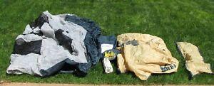 REI Half Dome Plus 2 Tent Rainfly Gear Loft & Sack NO POLES OR GUYLINES