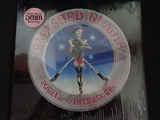 "Smashed Gladys ""Social Intercourse"" Original LP. 1st pressing in shrink. RARE"