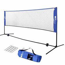 New listing Amzdeal Portable Badminton Net - ADBN01 - Blue