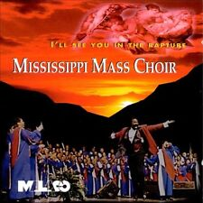 Mississippi Mass Choir - I'll See You In The Rapture - New factory Sealed  CD