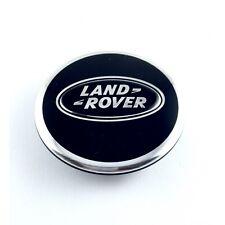 Negro y Plateado Centre Cap-Range Rover Sport, Discovery 3-LR044717/LR040890