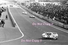Pedro Rodriguez & Jackie Oliver Gulf Porsche 917 LH Le Mans 1971 Photograph 5