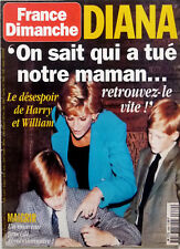 1998: DIANA, PRINCE HARRY_SERGE LAMA_DAVID CHARVET_ANEMONE_AXELLE RED_CARY GRANT