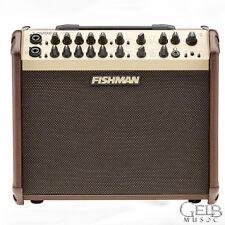 Fishman Loudbox Artist 120 Watts Bi-Amped Acoustic Guitar Amplifier PRO-LBX-600