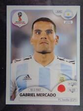 Panini World Cup 2018 Russia - Gabriel Mercado Argentina No. 275