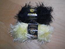 Eyelash yarn100g ballsPurple