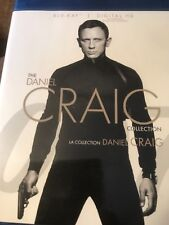 007 Daniel Craig 4 Movie Collection (Blu-Ray) NEW