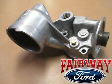 Oem Ford Super Duty Excursion Oil Cooler Filter Housing Adapter  L Fits  Ford F  Super Duty