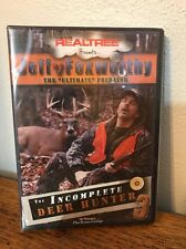 Realtree Presents Jeff Foxworthy The Incomplete Deer Hunter 3