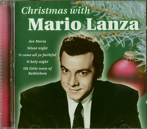 Mario Lanza - Christmas With Mario Lanza - Pop Christmas