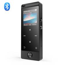 AGPTEK HD SCREEN HIFI LOSSLESS SOUND MULTI-FUNCTIONAL METAL BODY MUSIC MP3 PLAYR