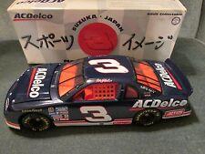 RCCA NASCAR 1:24 Club Car #3 Dale Earnhardt AC Delco Suzuka Circuit 1996 Chevy