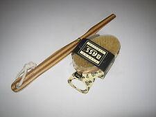1 x BASS BRUSHES Dry Skin Brush ( Made from 100% Bamboo ) FREEPOST
