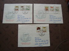 ALLEMAGNE RDA 3 lettres 19/3/74 - timbre stamp germany (cy1)