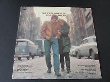 BOB DYLAN: THE FREEWHEELIN' Columbia JC 8786 -Stereo Rock LP