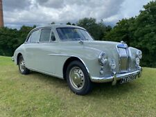 1956 MG Magnette 1.5 ZA FOR SALE WITH NO RESERVE