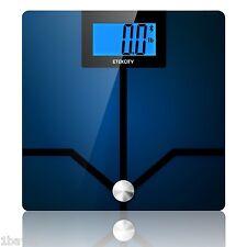 Etekcity Bluetooth Apple Mac Mobile App Body Fat BMI BMR Bone Mass Weight Scale
