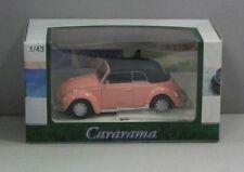 Volkswagen Beetle Cabrio - 1:43 - Cararama