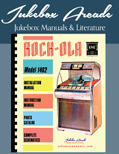 Rock Ola 1462 Manual with Installation, Instruction, Parts Catalog & Schematics