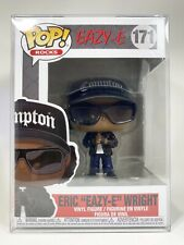 """Eric """"Eazy-E� Wright Funko Pop In Hand Ships In Pop Protector"""