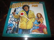TROVAJOLI SERIO ABATANTUONO VIUUULENTEMENTE MIA 1982 Beat OST ARCHIVE SEALED