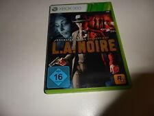 Xbox 360 L.A. noire (Uncut) (2)