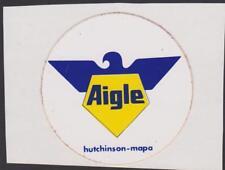 PUBLICITE VINTAGE STICKER AUTOCOLLANT AIGLE - HUTCHINSON - MAPA